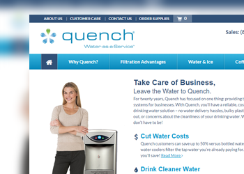 Quench Design