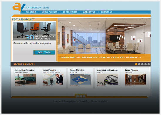 Website for Libertyville Companies