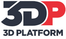 3dp Case Study Logo