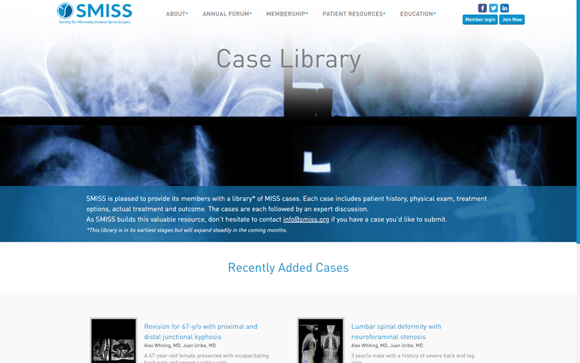 smiss-case-library