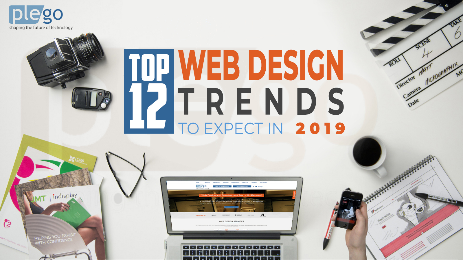 Top 12 Web Design Trends to Expect in 2019