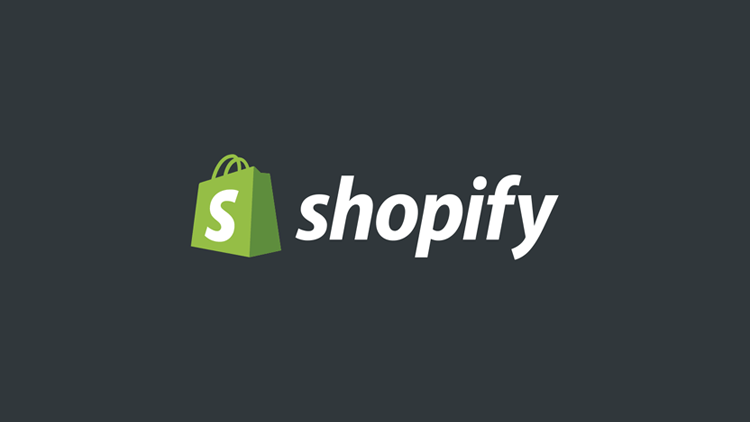 Shopify for selling products online