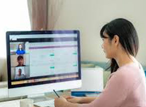 successful online meeting